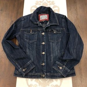 5 for $15 Mossimo X large jean jacket